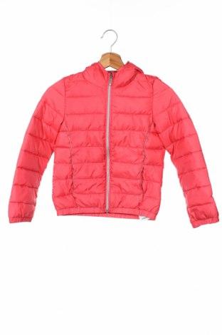 Детско яке S.Oliver, Размер 7-8y/ 128-134 см, Цвят Розов, Полиестер, Цена 90,16лв.