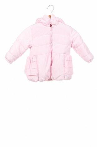 Dziecięca kurtka Tutto Piccolo, Rozmiar 2-3y/ 98-104 cm, Kolor Różowy, Poliester, Cena 197,50zł