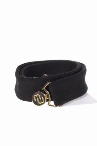 Ζώνη Maje, Χρώμα Μαύρο, Κλωστοϋφαντουργικά προϊόντα, Τιμή 42,94€