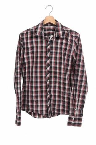 Мъжка риза Adam, Размер S, Цвят Многоцветен, Памук, Цена 4,99лв.