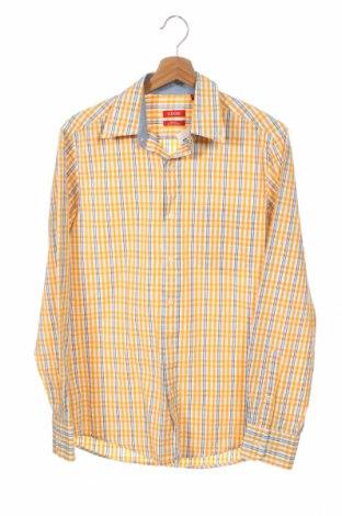 Мъжка риза Izod, Размер S, Цвят Многоцветен, Памук, Цена 3,02лв.