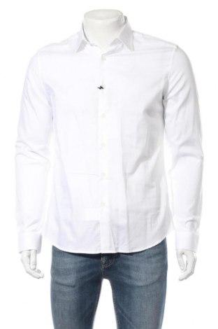 Ανδρικό πουκάμισο Versace Collection, Μέγεθος M, Χρώμα Λευκό, Βαμβάκι, Τιμή 64,59€