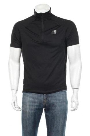 Мъжка тениска Karrimor, Размер XS, Цвят Черен, Полиестер, Цена 9,50лв.