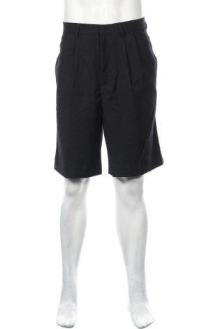 Мъжки къс панталон Burton of London, Размер M, Цвят Черен, 67% полиестер, 33% вискоза, Цена 16,34лв.
