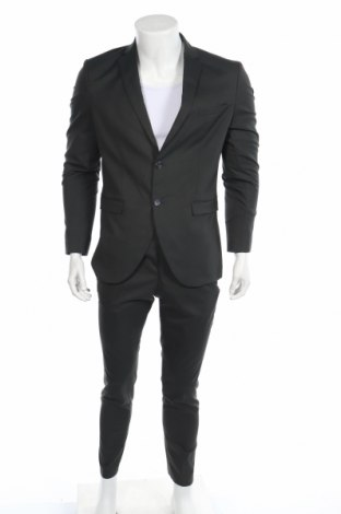 Ανδρικό κοστούμι Selected Homme, Μέγεθος M, Χρώμα Πράσινο, 65% πολυεστέρας, 33% βισκόζη, 2% ελαστάνη, Τιμή 71,46€