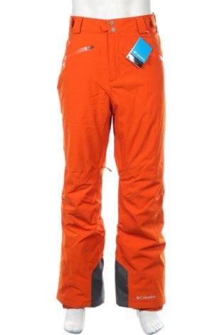 Ανδρικό παντελόνι για χειμερινά σπορ Columbia, Μέγεθος XL, Χρώμα Πορτοκαλί, 100% πολυεστέρας, Τιμή 102,58€