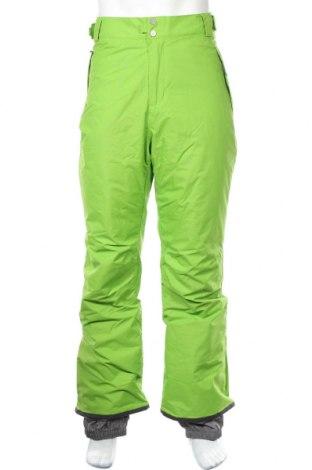 Ανδρικό παντελόνι για χειμερινά σπορ Columbia, Μέγεθος L, Χρώμα Πράσινο, 100% πολυαμίδη, Τιμή 102,58€
