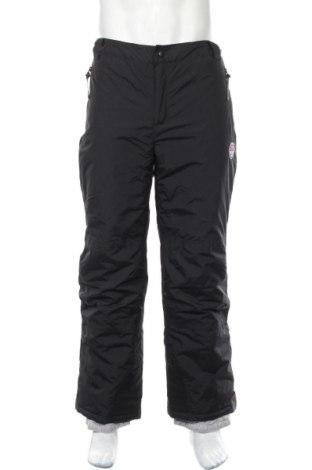 Ανδρικό παντελόνι για χειμερινά σπορ Nebulus, Μέγεθος L, Χρώμα Μαύρο, 100% πολυαμίδη, Τιμή 75,26€