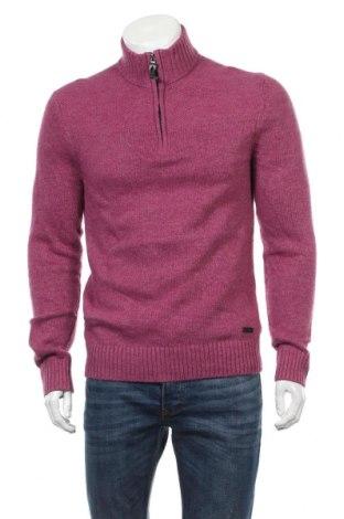 Pánsky sveter  S.Oliver, Veľkosť M, Farba Fialová, 64% bavlna, 36%acryl , Cena  40,72€