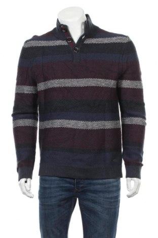 Pánsky sveter  S.Oliver, Veľkosť L, Farba Viacfarebná, 40% bavlna, 30% polyamide, 30% viskóza, Cena  27,84€