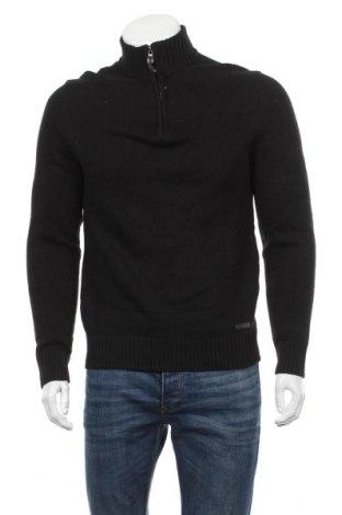 Pánsky sveter  S.Oliver, Veľkosť M, Farba Čierna, 64% bavlna, 36%acryl , Cena  32,99€
