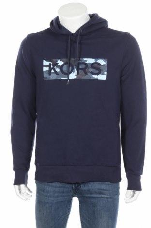Ανδρικό φούτερ Michael Kors, Μέγεθος L, Χρώμα Μπλέ, Βαμβάκι, Τιμή 60,98€