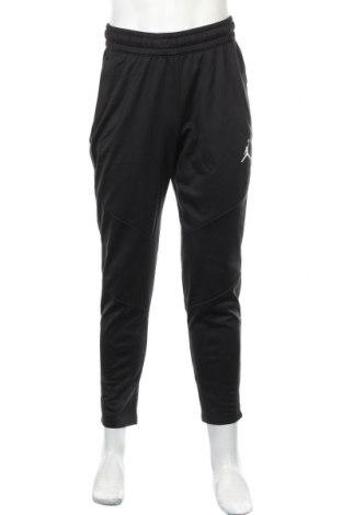 Męskie spodnie sportowe Air Jordan Nike, Rozmiar L, Kolor Czarny, Poliester, Cena 190,75zł