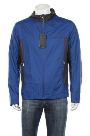 Ανδρικό αθλητικό μπουφάν Hugo Boss, Μέγεθος L, Χρώμα Μπλέ, Πολυεστέρας, Τιμή 153,79€