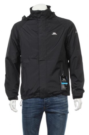 Мъжко спортно яке Trespass, Размер M, Цвят Черен, Полиестер, Цена 70,85лв.