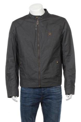 Ανδρικό μπουφάν Belstaff, Μέγεθος XL, Χρώμα Γκρί, Βαμβάκι, Τιμή 140,39€