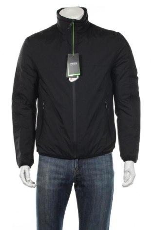 Ανδρικό μπουφάν Boss, Μέγεθος S, Χρώμα Μαύρο, Πολυεστέρας, Τιμή 140,39€