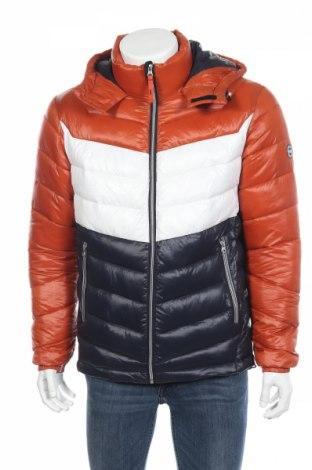 Ανδρικό μπουφάν Originals By Jack & Jones, Μέγεθος L, Χρώμα Πολύχρωμο, Πολυαμίδη, Τιμή 81,96€