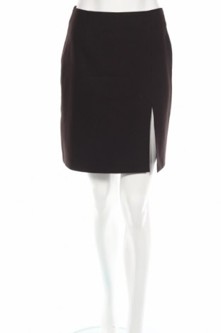 Пола Stefanel, Размер S, Цвят Кафяв, Полиестер, Цена 9,22лв.
