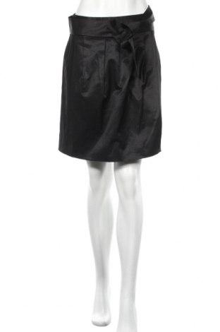 Пола Zara, Размер M, Цвят Черен, 59% полиестер, 38% памук, 3% еластан, Цена 5,64лв.