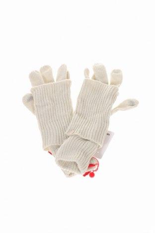 Ръкавици S.Oliver, Цвят Бял, Полиакрил, Цена 39,00лв.