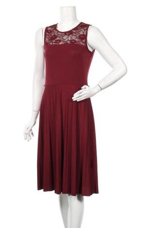 Φόρεμα About You, Μέγεθος M, Χρώμα Κόκκινο, 95% πολυεστέρας, 5% ελαστάνη, Τιμή 8,51€