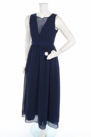 Φόρεμα Chi Chi, Μέγεθος M, Χρώμα Μπλέ, Πολυεστέρας, Τιμή 23,67€
