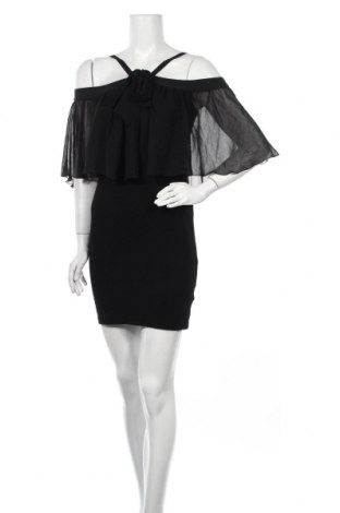 Φόρεμα Denny Rose, Μέγεθος L, Χρώμα Μαύρο, Πολυεστέρας, Τιμή 17,82€