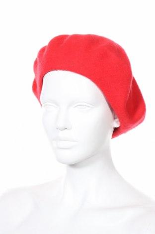 Шапка S.Oliver, Цвят Червен, Вълна, Цена 44,00лв.