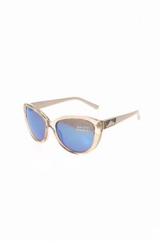 Okulary przeciwsłoneczne Guess, Kolor Beżowy, Cena 313,25zł