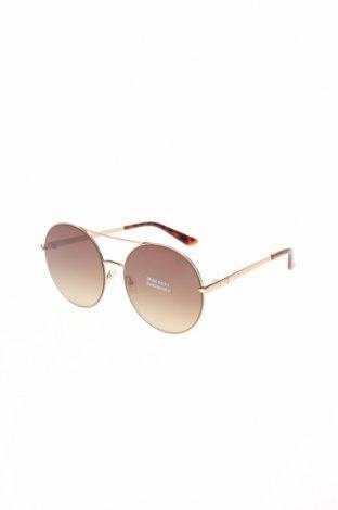 Okulary przeciwsłoneczne Guess, Kolor Złocisty, Cena 313,25zł