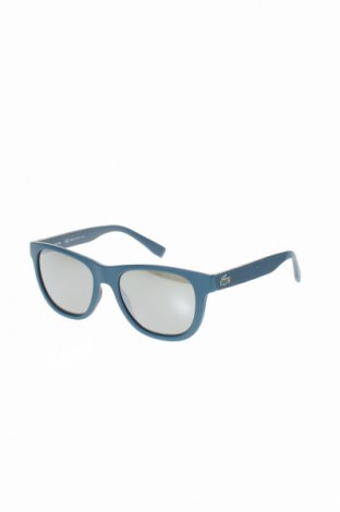Okulary przeciwsłoneczne Lacoste, Kolor Niebieski, Cena 243,25zł