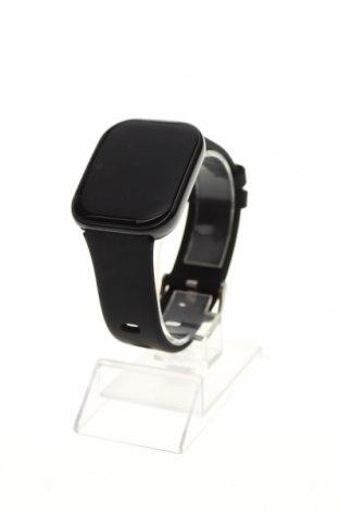 Smart ρολόι, Χρώμα Μαύρο, Σιλικόνη, Τιμή 16,88€