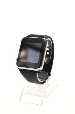 Smart ρολόι Fierro Montres, Χρώμα Μαύρο, Σιλικόνη, μέταλλο, Τιμή 46,54€