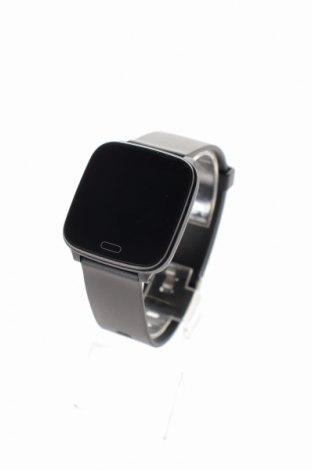 Smart ρολόι Unotec, Χρώμα Μαύρο, Μέταλλο, σιλικόνη, Τιμή 45,14€