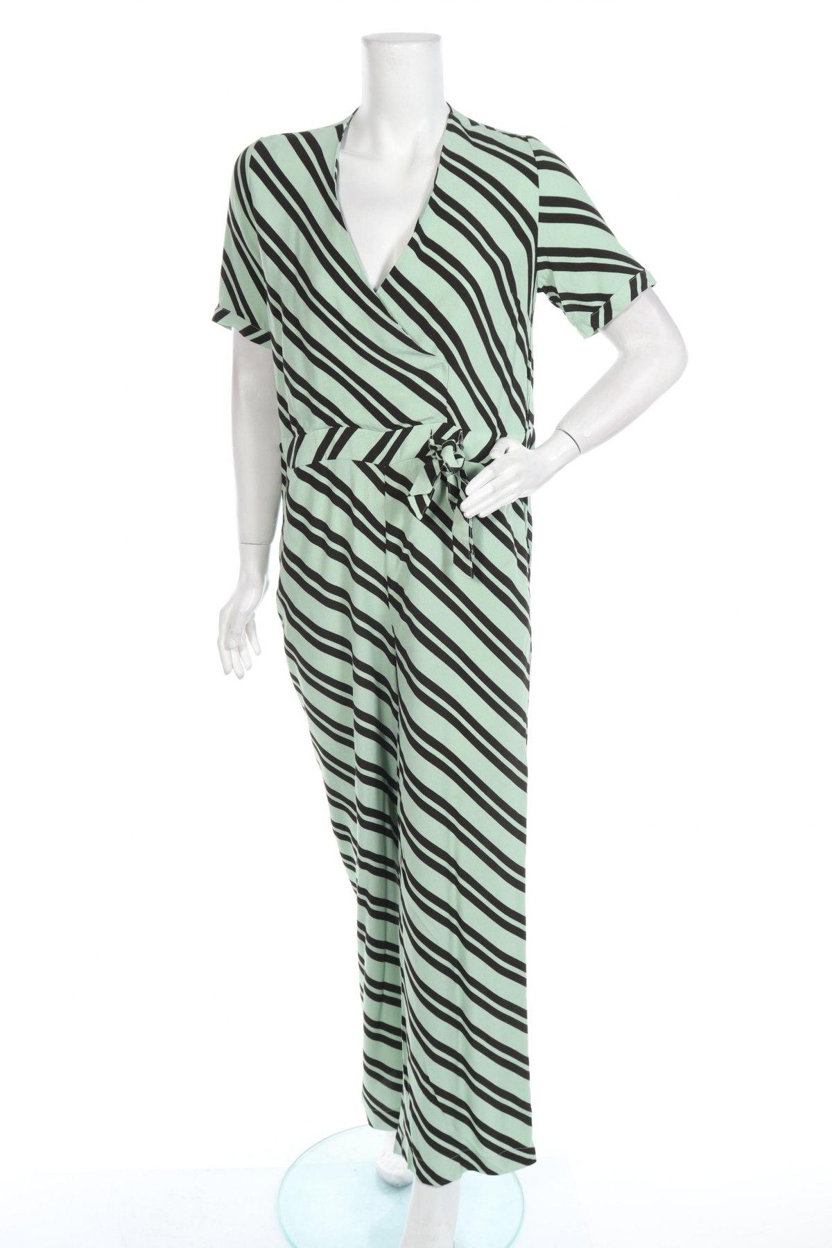 Γυναικεία σαλοπέτα Selected Femme, Μέγεθος S, Χρώμα Πράσινο, Βισκόζη, Τιμή 35,83€