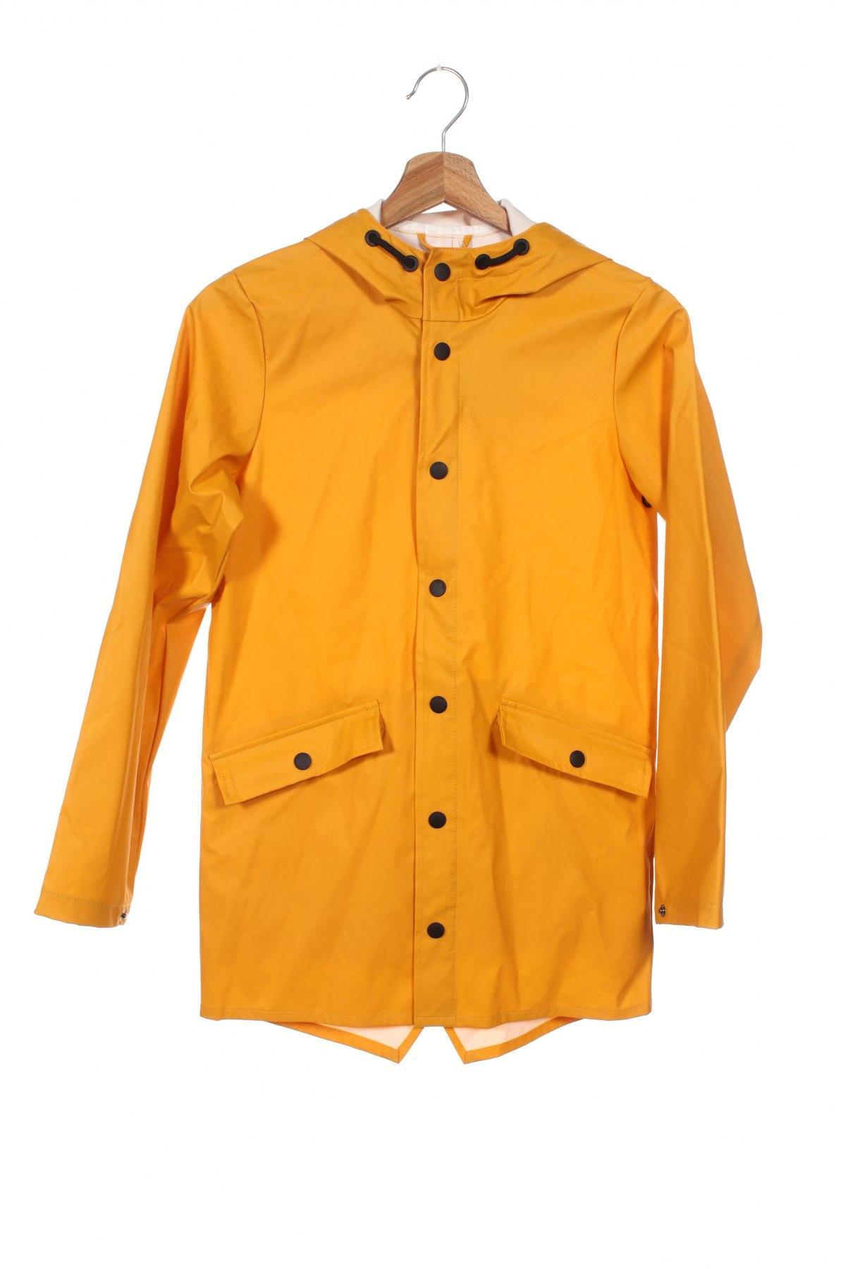 Детско яке Jack & Jones, Размер 10-11y/ 146-152 см, Цвят Жълт, Цена 57,40лв.