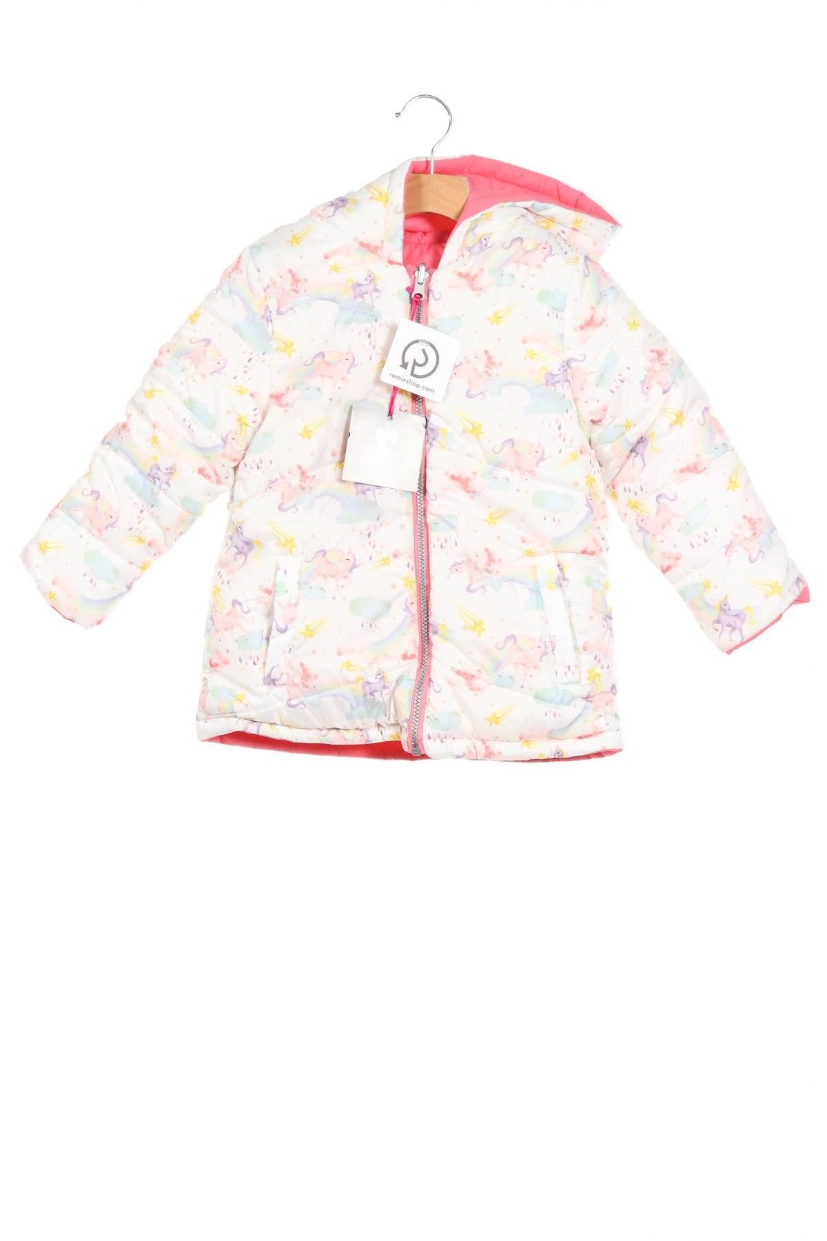 Детско яке V by Very, Размер 4-5y/ 110-116 см, Цвят Многоцветен, 100% полиестер, Цена 68,08лв.