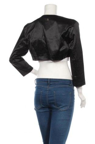 Болеро Rinascimento, Размер XL, Цвят Черен, 60% полиестер, 37% памук, 3% еластан, Цена 35,55лв.