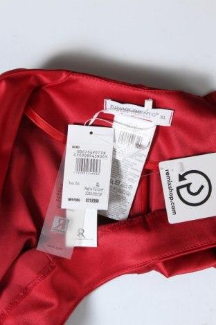 Болеро Rinascimento, Размер XL, Цвят Червен, 60% полиестер, 37% памук, 3% еластан, Цена 22,12лв.