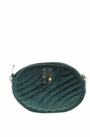 Damska torebka Cropp, Kolor Zielony, Materiał tekstylny, Cena 52,68zł