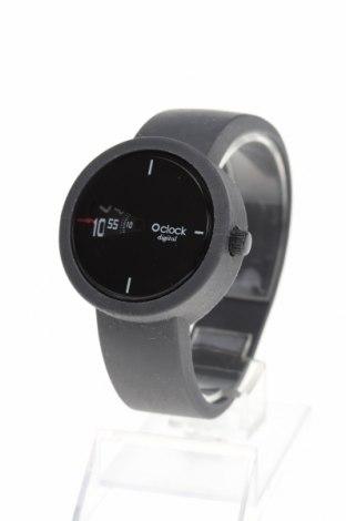 Часовник O Clock, Цвят Сив, Силикон, Цена 26,55лв.