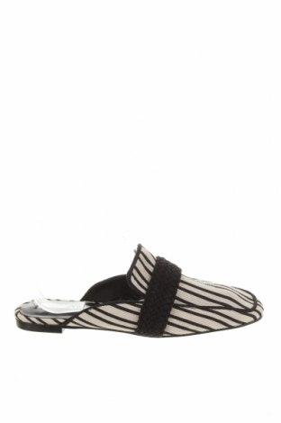Pantofle Zara, Velikost 37, Barva Bílá, Textile , Cena  513,00Kč