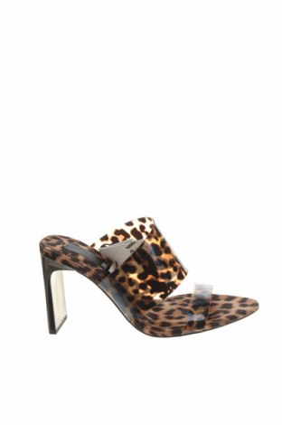Γυναικείες παντόφλες Zara, Μέγεθος 37, Χρώμα Πολύχρωμο, Πολυουρεθάνης, Τιμή 15,16€