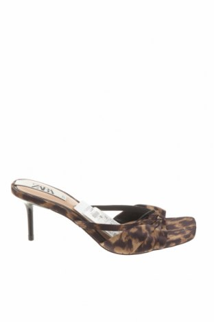 Pantofle Zara, Velikost 37, Barva Vícebarevné, Textile , Cena  566,00Kč