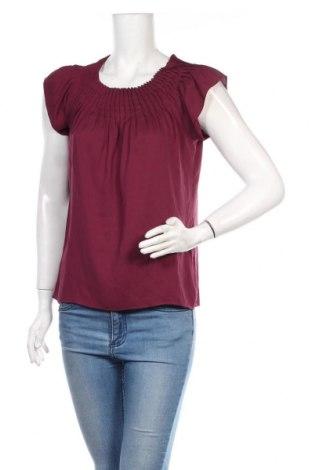 Дамска блуза Ann Taylor, Размер S, Цвят Розов, Полиестер, Цена 42,00лв.