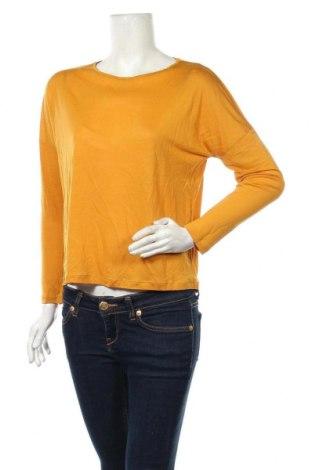 Дамска блуза Armedangels, Размер S, Цвят Жълт, Цена 16,07лв.