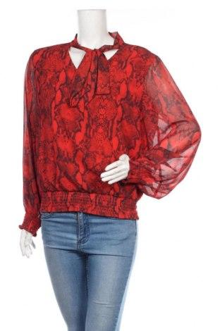 Дамска блуза Comma,, Размер M, Цвят Червен, Полиестер, Цена 44,00лв.