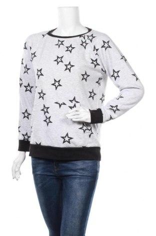 Γυναικεία μπλούζα Esmara, Μέγεθος M, Χρώμα Γκρί, 74% βαμβάκι, 26% πολυεστέρας, Τιμή 6,36€
