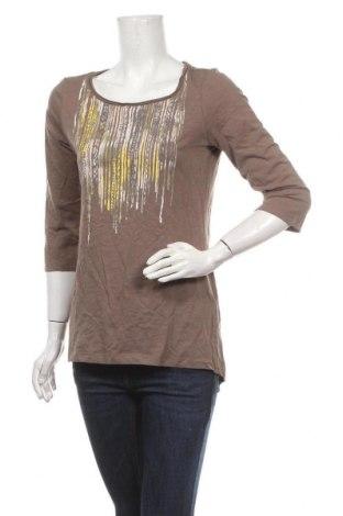 Γυναικεία μπλούζα Esprit, Μέγεθος XL, Χρώμα Καφέ, Βαμβάκι, Τιμή 9,09€